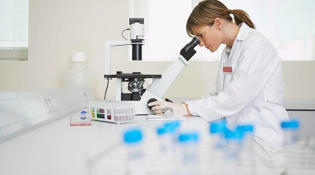 traitement en laboratoire